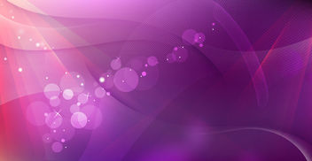 Pink Abstract Curves & Spiral Lines Background - Free vector #165603