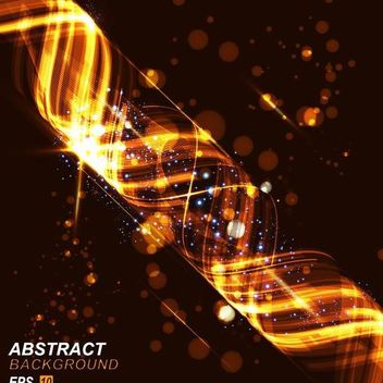 Shiny Energy Spiral Background - бесплатный vector #166713