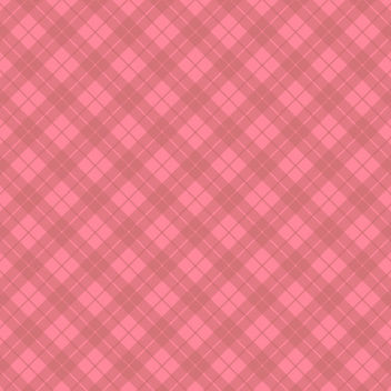 Red Gingham Checker Background - vector #167633 gratis