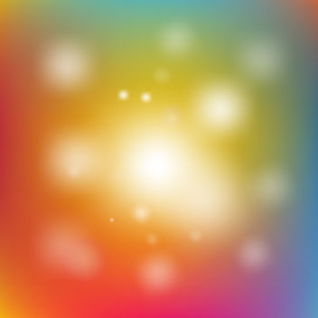 Abstract Colorful Glowing Mesh Background - Free vector #167753