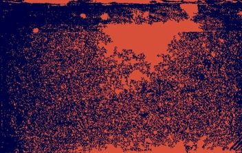 Grungy Orange and Blue Textures - vector gratuit #168063
