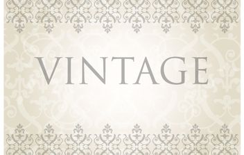 Vintage Decorative Border Pattern - бесплатный vector #168283