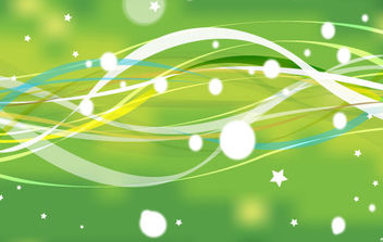 Abstract Green - vector gratuit #168833