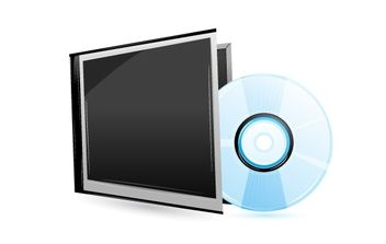 Disc in Cover - vector gratuit #169183