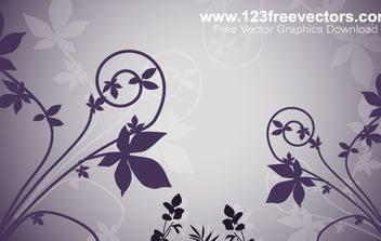 Nature Background Free Vector - vector gratuit #169363