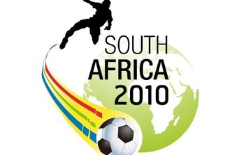 2010 south africa world cup wallpaper vector - Free vector #170123