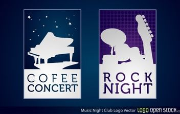 Music Night Club - Free vector #174703