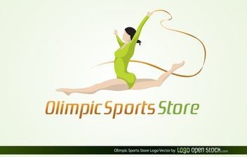 Olympic Sports Store - vector gratuit #174793