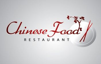 Chinese Food Logo - vector gratuit #175693