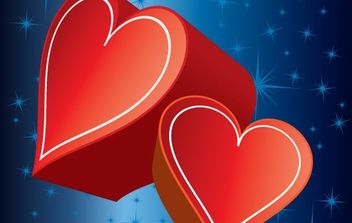 Valentine Day Vector 7 - Free vector #176363