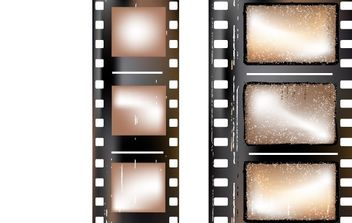 Nostalgic film negatives - vector #176463 gratis