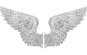 Random Free Vectors Part 4 Wings - vector gratuit #177483