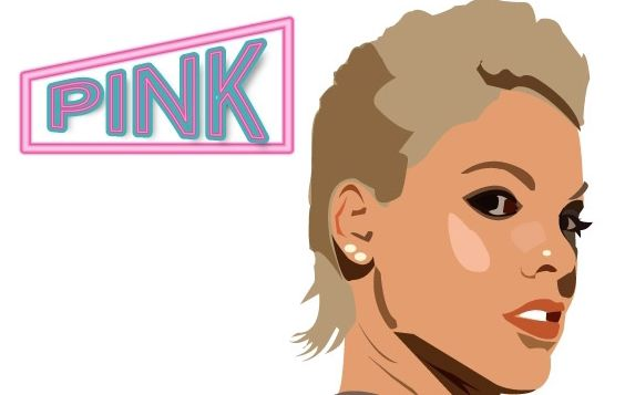 Pink - Free vector #177963