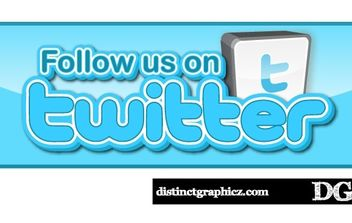 FollowUsOnTwitter - Free vector #178453