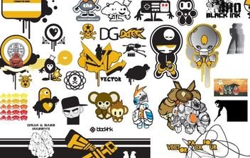 free vector pack 4 - Kostenloses vector #178643