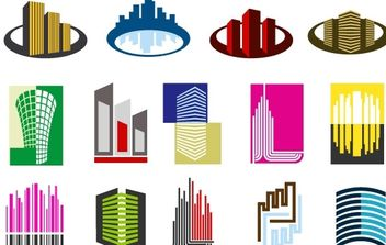 16 Free Real Estate Vector Logos - Free vector #178753