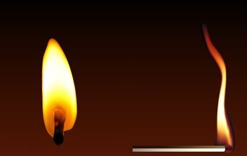 FLAME MATERIAL - Free vector #182163
