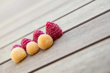 Raspberries - image #182913 gratis