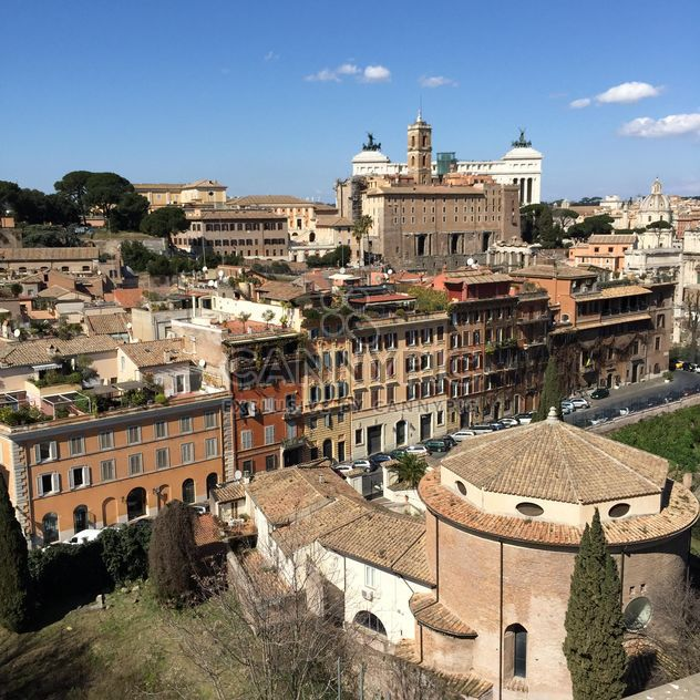 View on architecture of Rome - Free image #183103