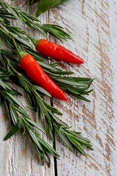 Red hot chilly pepper - image #183353 gratis