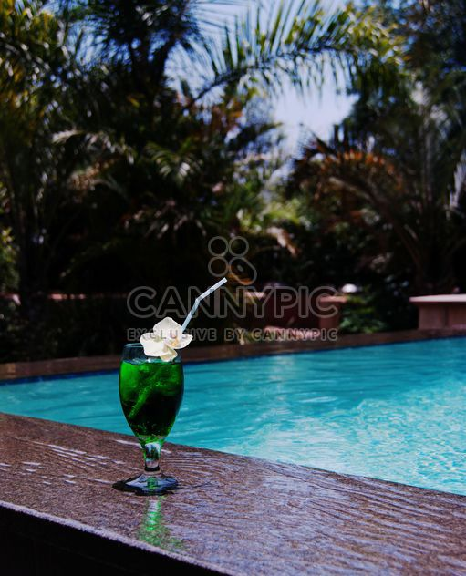 Exotic cocktail - Free image #183603