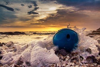 #iloveocean, #ball, #wave - Kostenloses image #183843