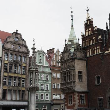 Wroclaw architecture - Free image #184523