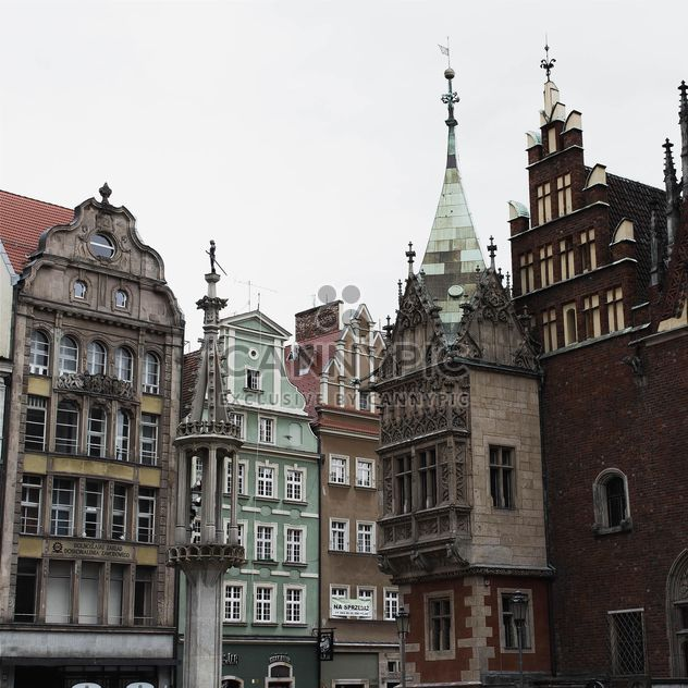 Wroclaw architecture - Kostenloses image #184523