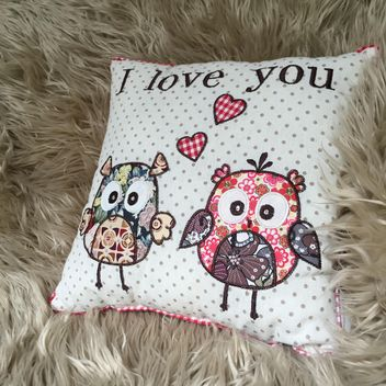 romantic pillow - image #185793 gratis