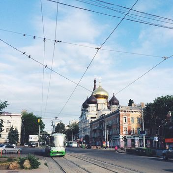 Odessa streets - Kostenloses image #185993