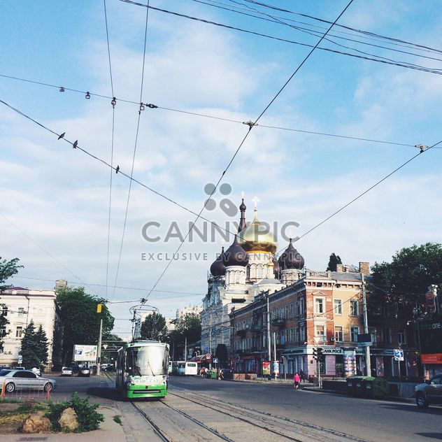 Odessa streets - Free image #185993