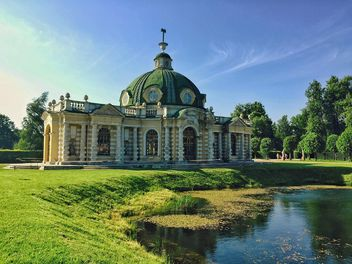 Grotto pavilion, Moscow - image #186873 gratis