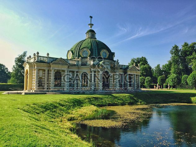 Grotto pavilion, Moscow - Free image #186873