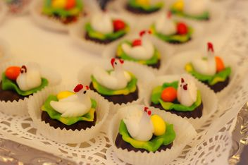 Easter sweets decoration - бесплатный image #187463