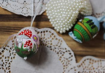 Easter decorative eggs - image #187473 gratis