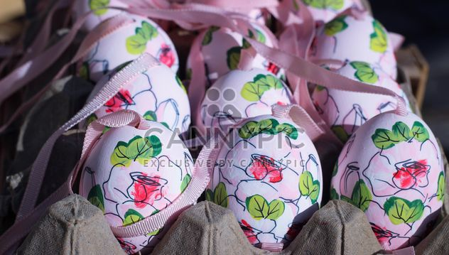 beautiful easter eggs - Free image #187493