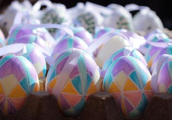 colorful beautiful easteregg - image #187513 gratis