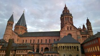 Mainzer Dom cathedral - бесплатный image #187873