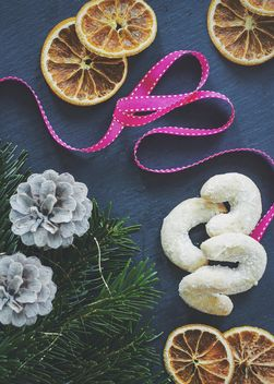 Delicious festive composition - Free image #187903
