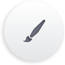 Paint Brush - icon gratuit #188233