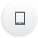 Tablet - icon gratuit #188273