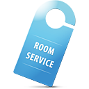Room Service Sign - icon gratuit #188843
