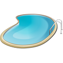 Swimming Pool - icon gratuit #189253