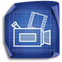 Video Camera - icon gratuit #189453