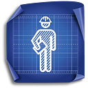 Engineer - icon #189463 gratis