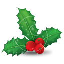 Christmas Mistletoe - icon gratuit #189713