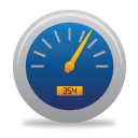 Speedometer - icon gratuit #189723