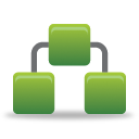 Network - icon #189763 gratis