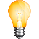 Light Bulb - icon #190263 gratis