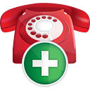Phone Add - icon #190313 gratis